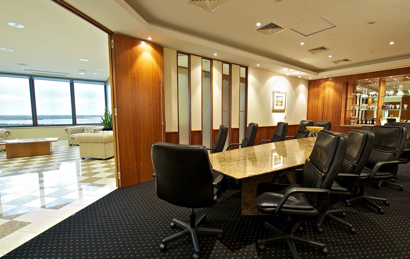 Andrew Williams Perth Office Interior